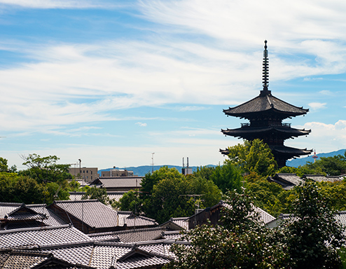 Kyoto, the birthplace of NIWAKA